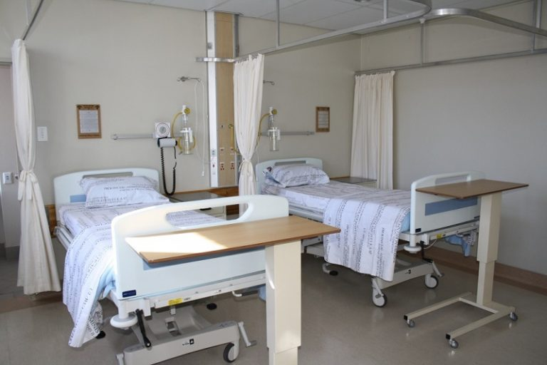 Hospital space in the Western Cape starting to fill up