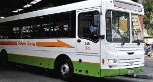 Golden Arrow buses Nyanga