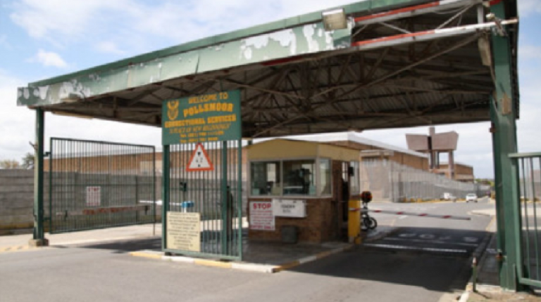 Covid-19 positive inmates from Helderstroom Prison transferred to Pollsmoor
