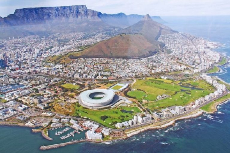 Numbeo Cape Town