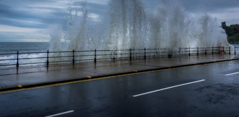 Wind, rain, snow: Weather warning issued for Western Cape