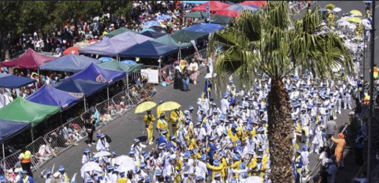 Tweede Nuwe Jaar minstrel parade called off