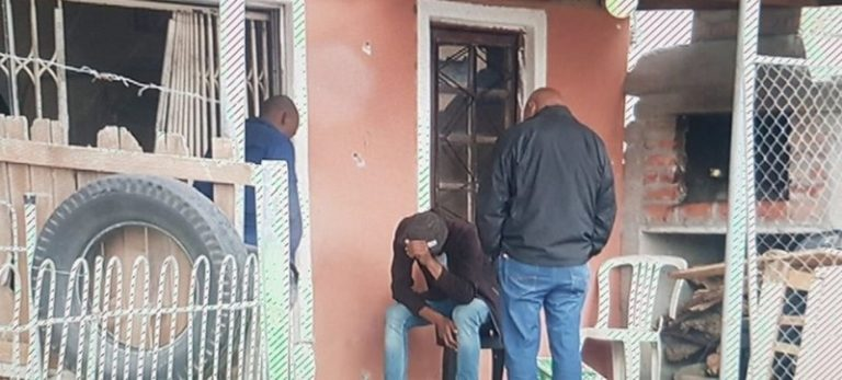 Albert Fritz Khayelitsha shooting