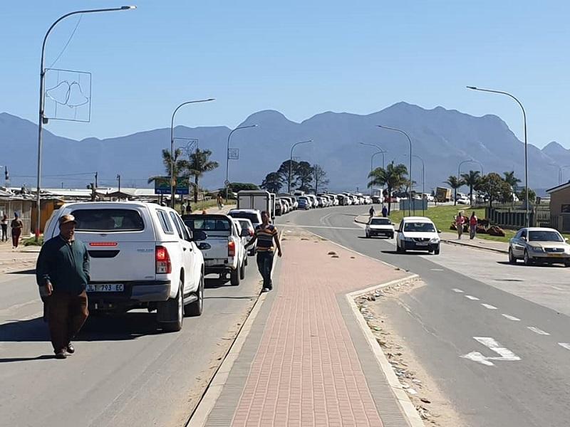 Western Cape lockdown