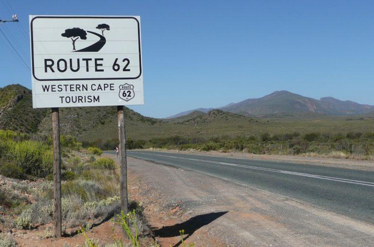 Cape route 62