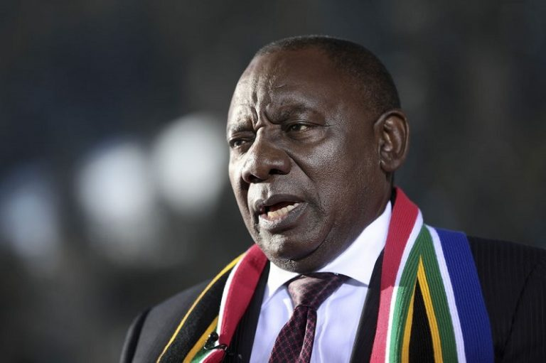 Ramaphosa warns SA that a hard lockdown could return if infections rise