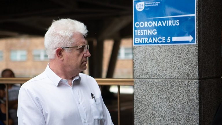 Premier Winde says Premier Winde says the province does not have reliable tools to predict the likelihood, location, or timing of a resurgence in COVID-19 cases