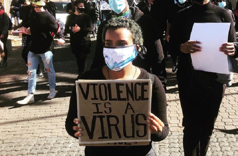 Anti-GBV Movement Stellenbosch to stage protest outside parliament tomorrow