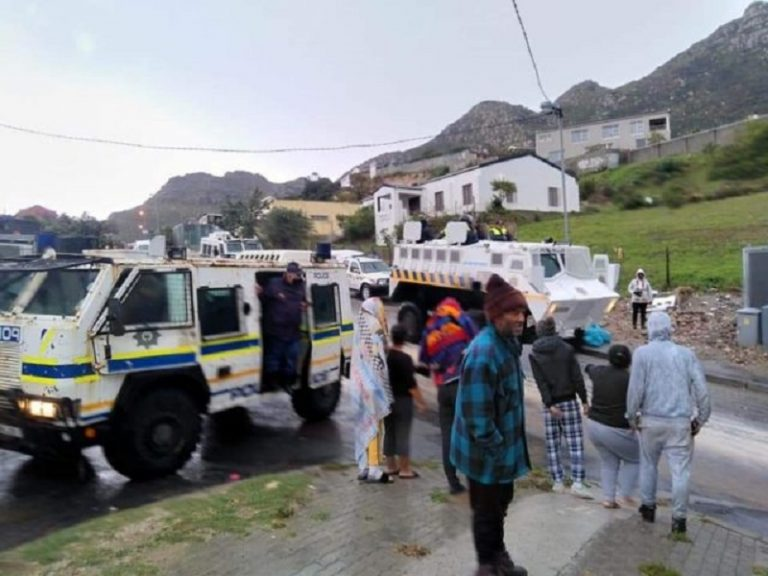 CoCT ordered to rebuild demolished house of Hangberg resident