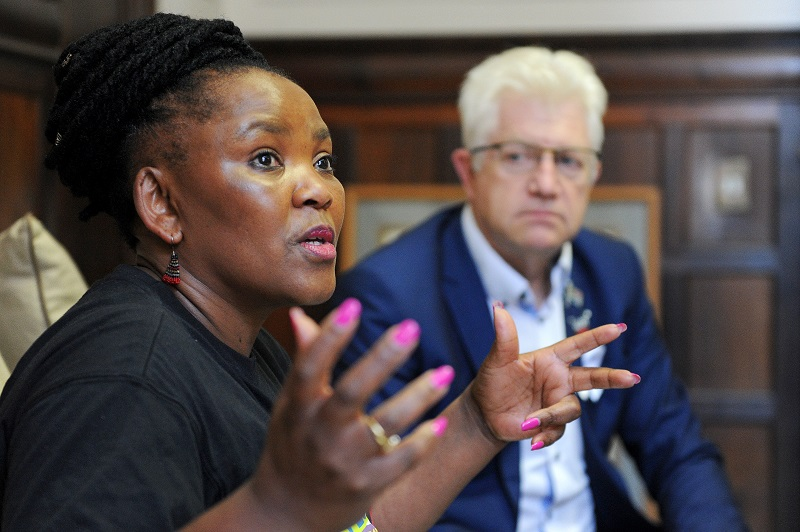 Western Cape: Health department concerned about the well being of its health workers