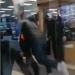 WATCH: Protest at Garden Route Mall after security guard attacked by member of the public