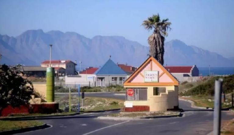 Cape Town woman found dead in hospital gown on Macassar beach