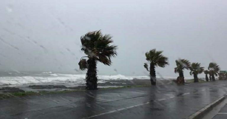 A series of cold fronts headed for the Western Cape