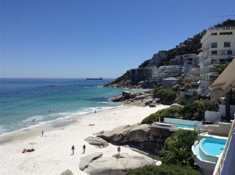 This Clifton parking bay is up for grabs at a whopping R1.1 million