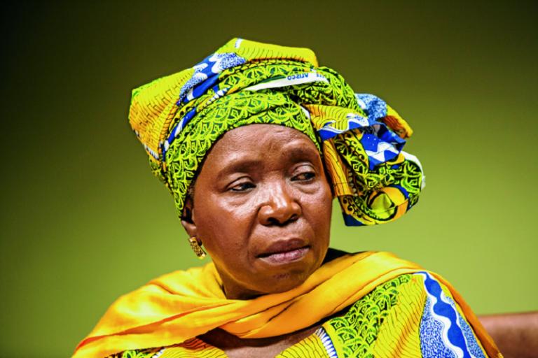 Minister Nkosazana Dlamini-Zuma could face contempt of court order