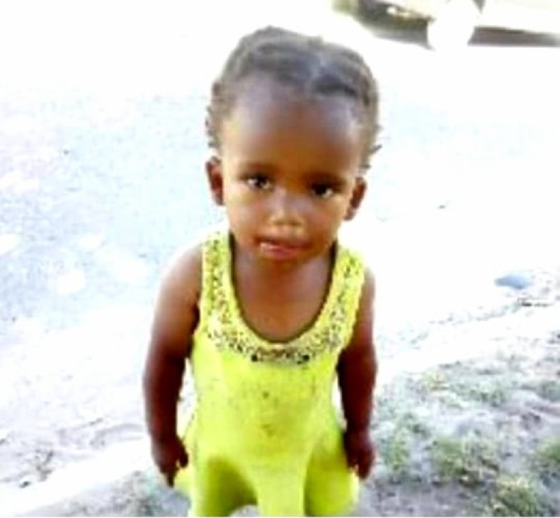 3-year-old girl shot dead by gang members clad in police uniform