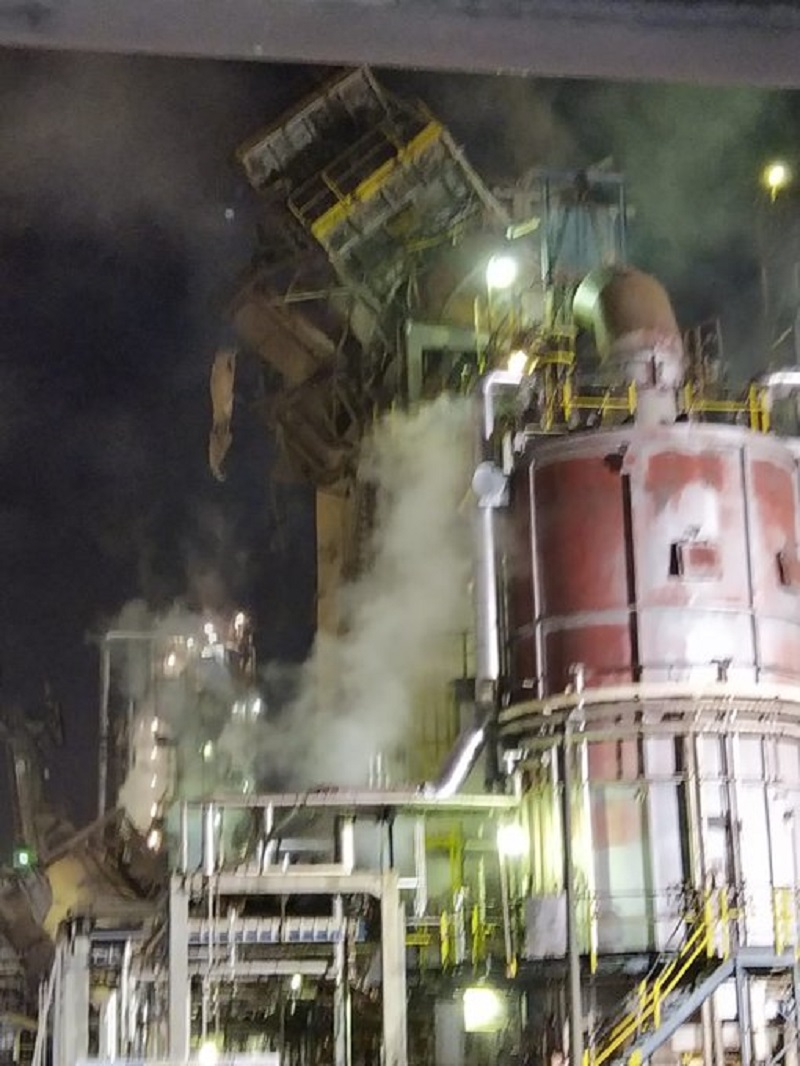Work suspended at Astron Caltex Milnerton refinery following explosion