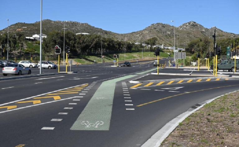 Kommetjie Road Project complete after nearly four years