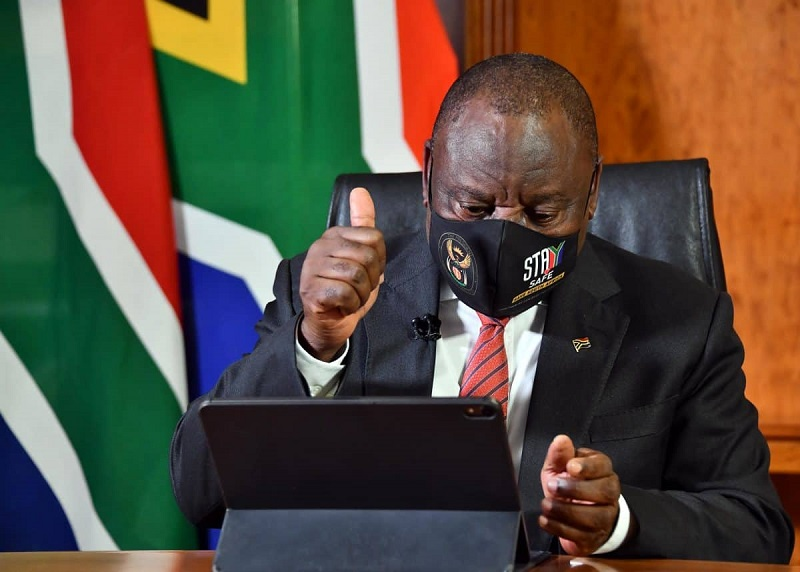 President Ramaphosa to address the nation tonight
