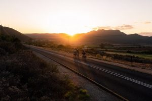 Western Cape launches new Karoo Crossing cycle route