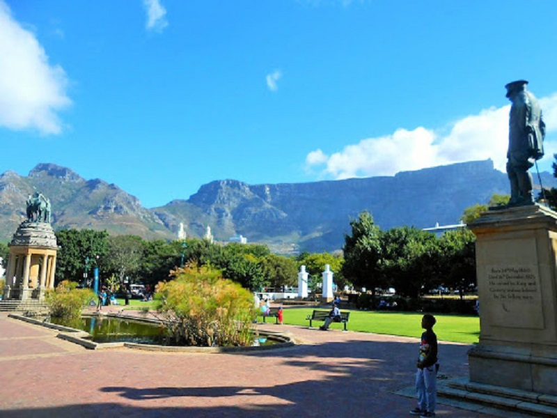 DA slams proposal that could see removal of colonial relics from public spaces