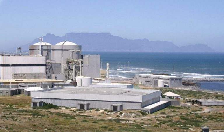 Koeberg is one of the most reliable power plant on the country's electricity grid- Mantashe