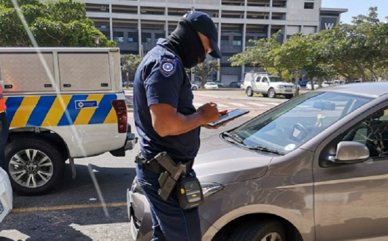 New app to help City of Cape Town officers issue driving and other fines