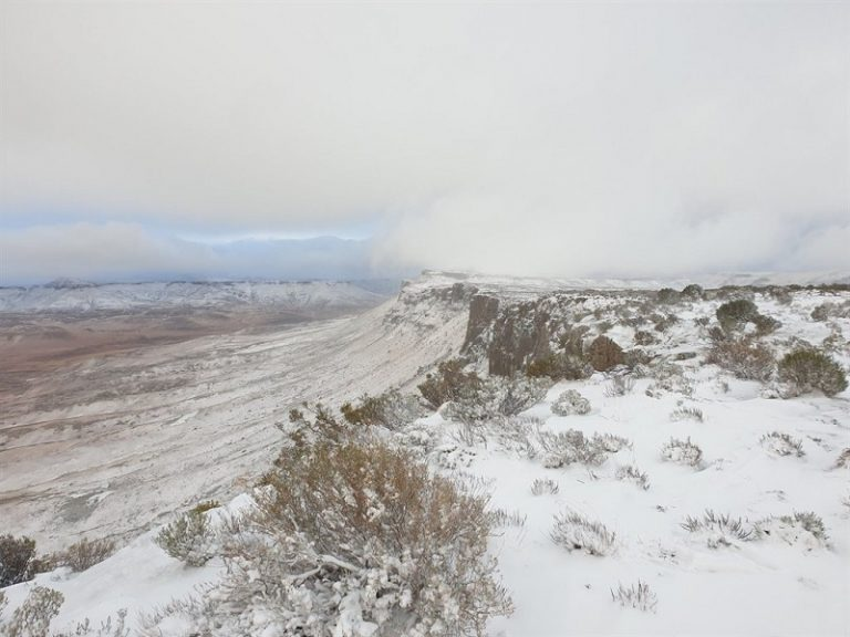 'Disruptive snowfall' expected to hit the Western Cape this week