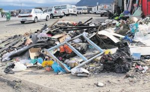 City of Cape Town to issue hefty fines to curb illegal dumping