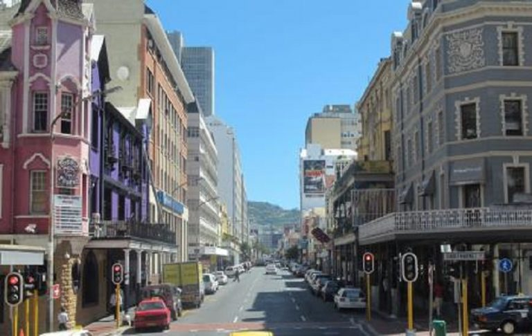 Cape Town CBD crime drops by 56% during lockdown