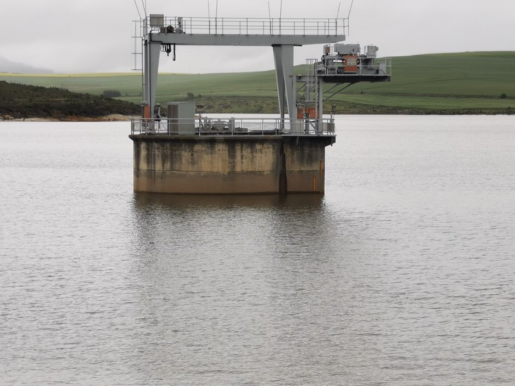 Western Cape's water department elated as dam levels near 100% capacity