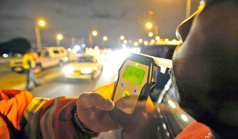 City says increase in drunk driving is a concern as festive season approaches