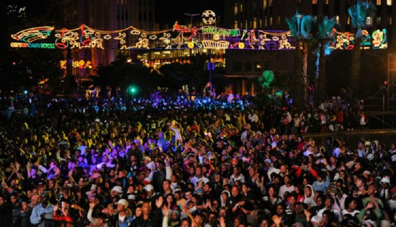 City of Cape Town cancels annual Festive Lights Switch-on event due to Covid-19