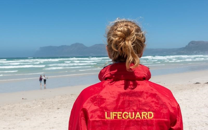 Drowning prevention operational hub launched at Table View beach