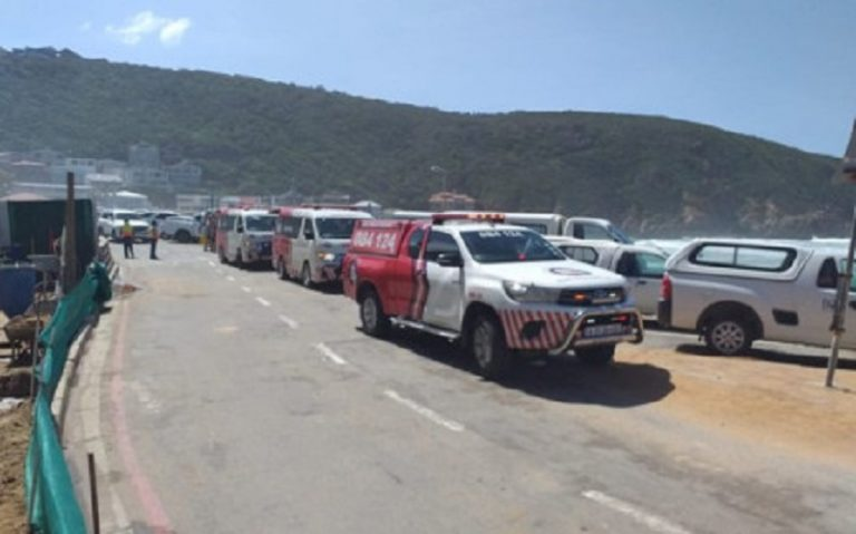 4 children hospitalised following near drowning incident at Herolds Bay