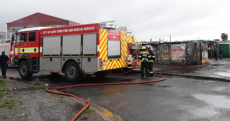 Fire crew ambushed in Mfuleni following hoax call