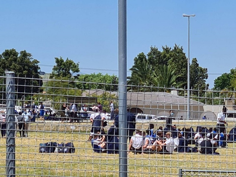 Pupils evacuated following bomb threat at Cape Town school