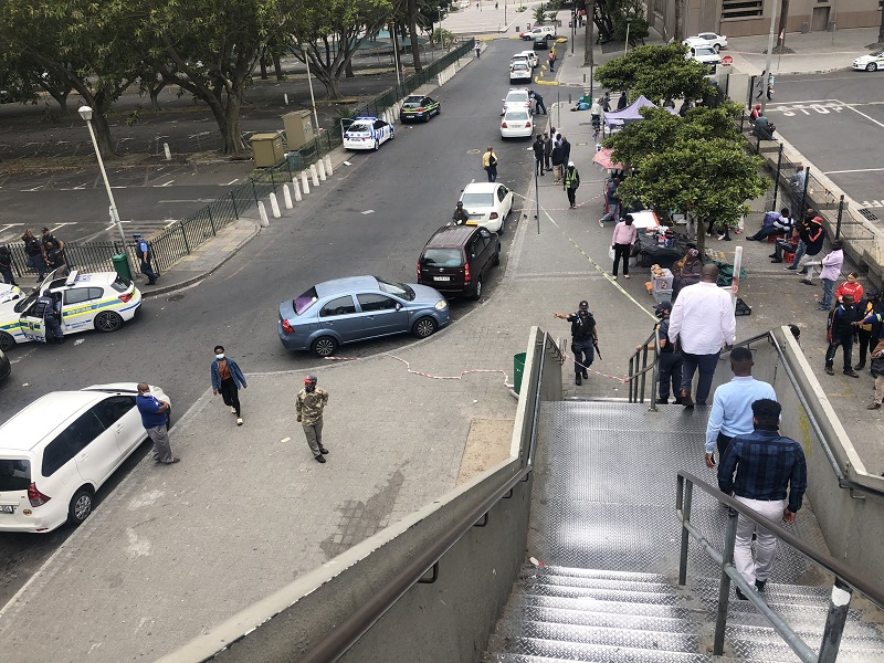 Shooting at Cape Town Station, 1 suspect apprehended