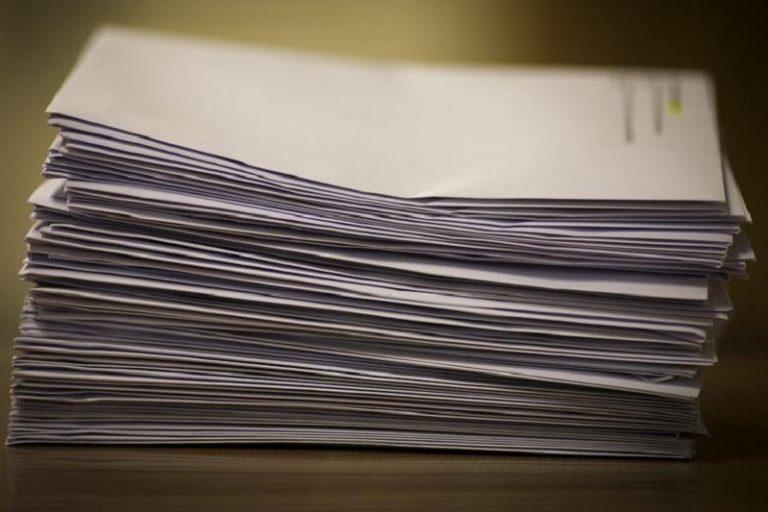 Matric exam paper marking underway