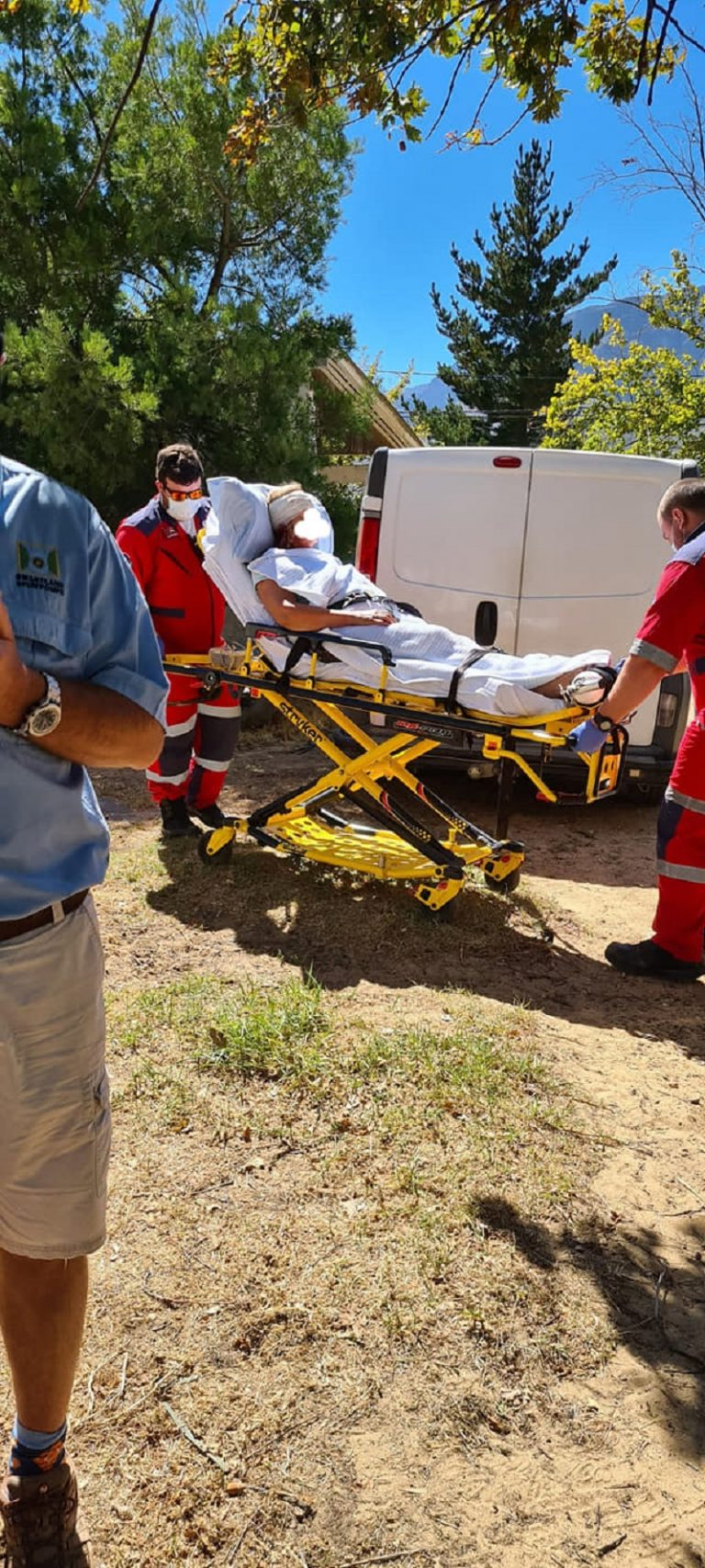 Elderly woman shot in the head during farm attack in Paarl