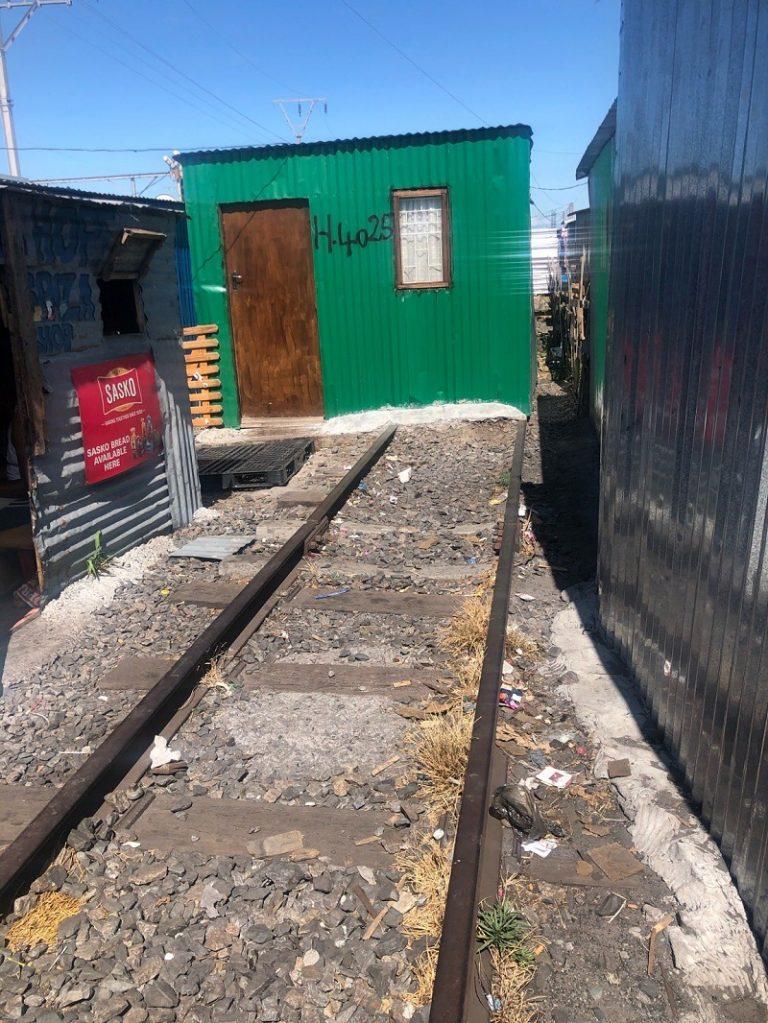 Cape Town central line