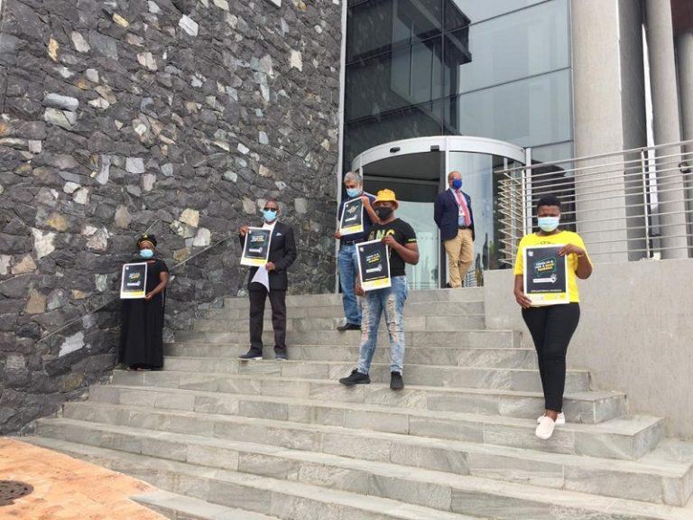 Lindsay Dentlinger: DA to lay criminal complaint against ANC, EFF for race baiting
