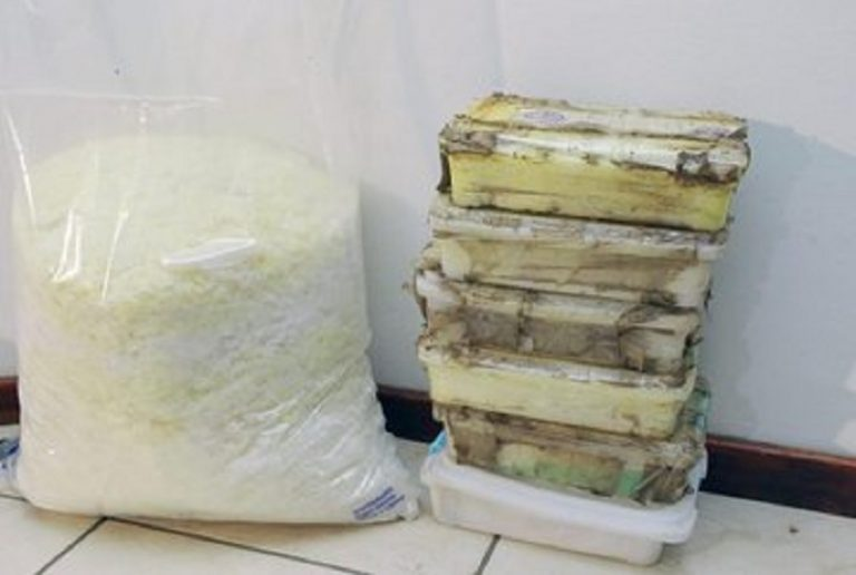 PICS: Police make R18m drug bust in Cape Town