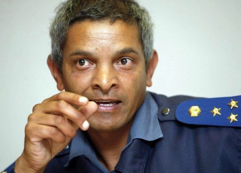 Outspoken Western Cape Deputy Police Commissioner Major-General Jeremy Vearey served with notice of intended suspension