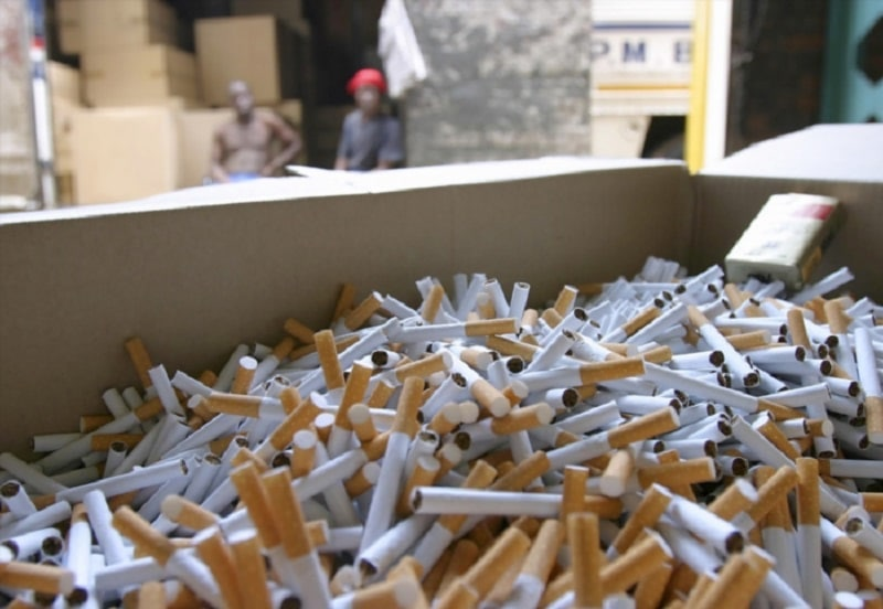 12 million illegal cigarettes to be destroyed in Cape Town