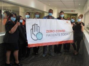 Cape Town hospital discharges last Covid-19 patient
