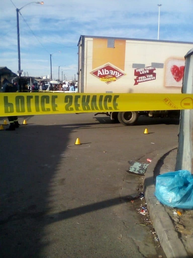 2 Fidilety Security Guards were shot dead in Langa while escorting a bread truck