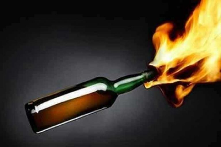 Female security officer seriously injured after petrol bomb attack in Muizenberg