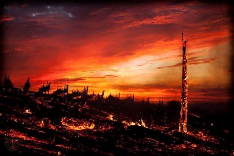 Table Mountain Fire