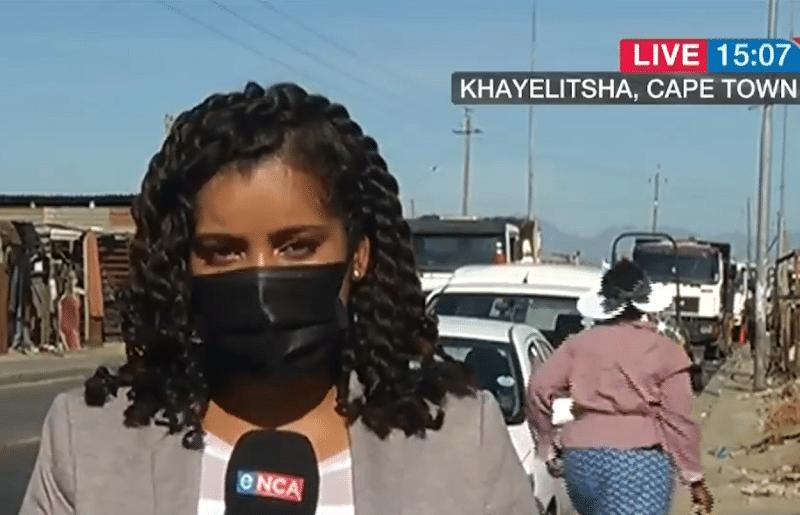 eNCA Cape Town crew robbed at gunpoint in Khayelitsha